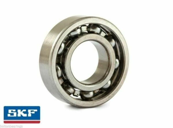GEA (SKF) 6214 C4 70x125x24mm  Radial Deep Groove Ball Bearing open new boxed