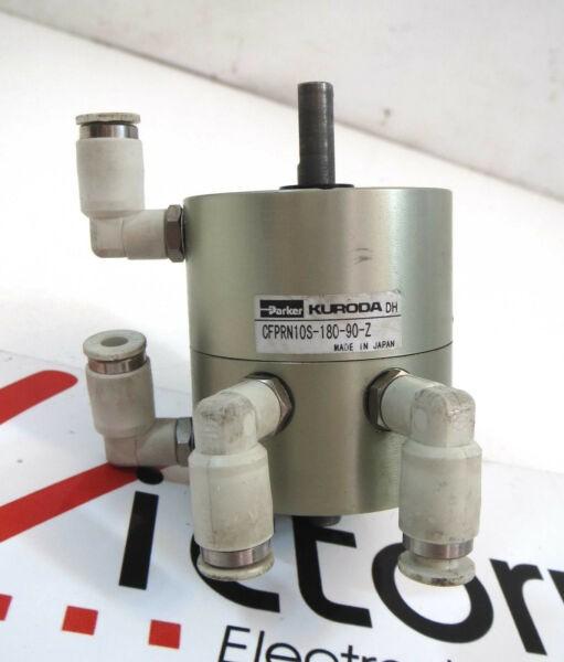 Used Parker Kuroda, Model: CFPRN10S-180-90-Z (wrs)