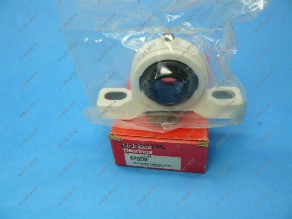 Link Belt KLPS2E20E Polypropylene Pillow Block Bearing 1-1/4