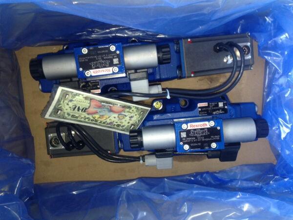 R901084667 NEW REXROTH VALVE 4WRKE25E350L-35/6EG24EK31/F1D3M