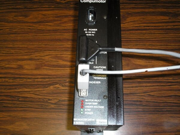 Parker Compumotor S57-83 Micro-Stepping Motor Drive from Micro-Vu