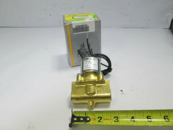 Parker LC2LB4150N 2 Way Fluid Control Solenoid Valve 12VDC 5-150 PSI 1/2