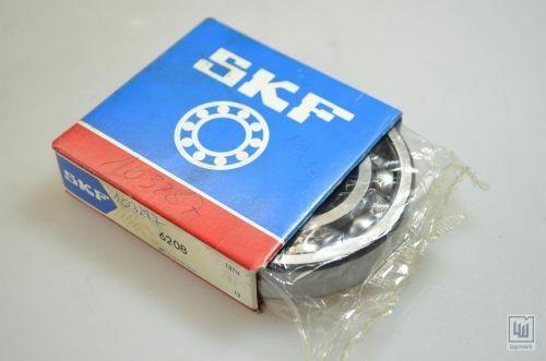 SKF 62 08 / 6208, deep groove ball bearing - NEW