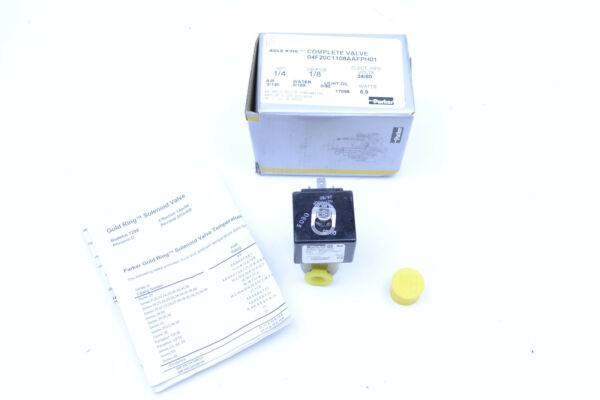 Parker Gold Ring Complete Valve 04F20C1108AAFPH01