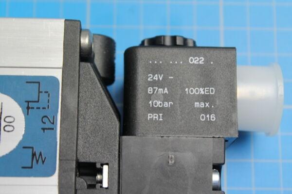 Mannesmann Rexroth Pneumatic Valve 571 100 000 0