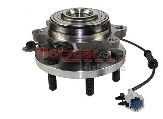 Wheel Bearing Kit-Butcher WM 6999