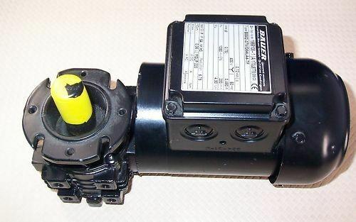 Danfoss BAUER GEAR MOTOR bs02-37v/d04la4-tf Nov
