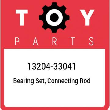 13204-33041 Toyota Bearing set, connecting rod 1320433041, New Genuine OEM Part