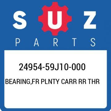 24954-59J10-000 Suzuki Bearing,fr plnty carr rr thr 2495459J10000, New Genuine O
