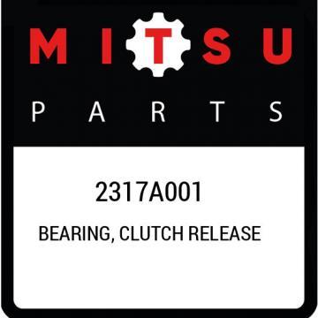 2317A001 Mitsubishi Bearing, clutch release 2317A001, New Genuine OEM Part