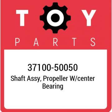37100-50050 Toyota Shaft assy, propeller w/center bearing 3710050050, New Genuin