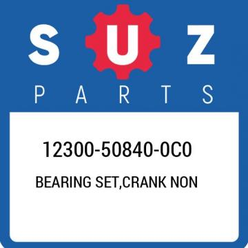 12300-50840-0C0 Suzuki Bearing set,crank non 12300508400C0, New Genuine OEM Part