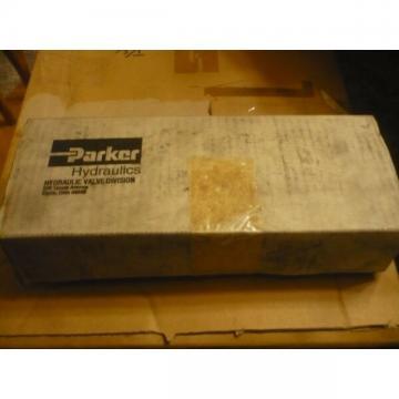 New Parker D1VW1KNYPSXB072 Control Valve