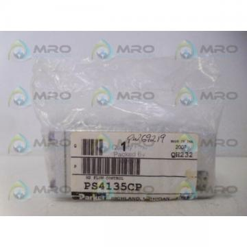 PARKER PS4135CP FLOW CONTROL VALVE *NEW IN FACTORY BAG*