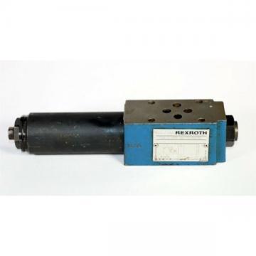 Used REXROTH 401216/7 M45 ZDR 6 DP2-42/75YM/12 Pressure Reducing Valve    K10