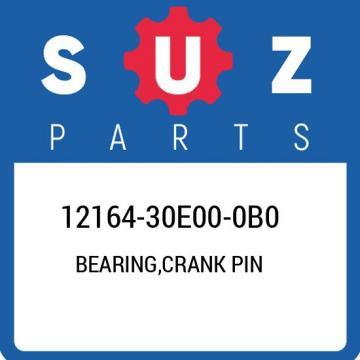 12164-30E00-0B0 Suzuki Bearing,crank pin 1216430E000B0, New Genuine OEM Part