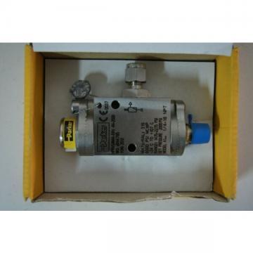 Parker Manifold HPRV S4M4A-BN-K4-2000 Proportional Relief Valve