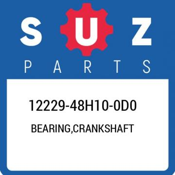 12229-48H10-0D0 Suzuki Bearing,crankshaft 1222948H100D0, New Genuine OEM Part