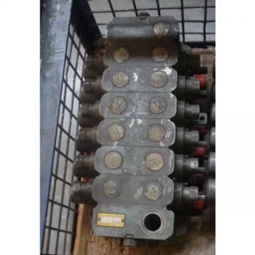 Rexroth Sigma Hydraulikventil Hydraulikblock 41 143022 001 Gebraucht/ Used