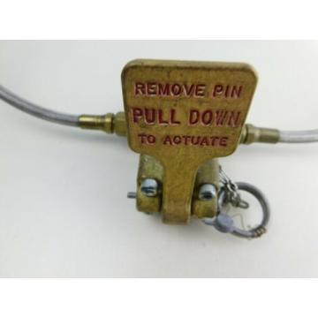 Cardox 1-061-0729 Manual Pneumatic Actuator