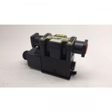 Parker D1VW008KNYCF Directional Solenoid Valve 120V 60hz 5000/1500psi