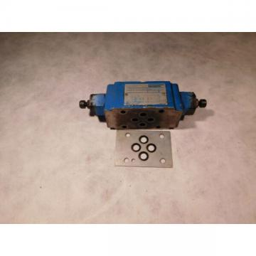 Rexroth Z2FS6-2-42/2QV Dual Flow Control Hydraulic Valve D03