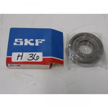 SKF DOUBLE SHIELD RADIAL/DEEP GROOVE BALL BEARING 6204 2ZJEM NIB