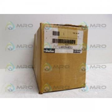 PARKER L4652910253 PNEUMATIC 4-WAY MANIFOLD VALVE *NEW IN BOX*